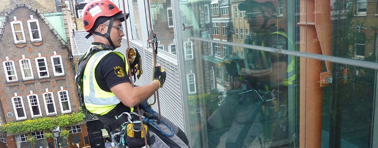 commercial glazing condition surveys