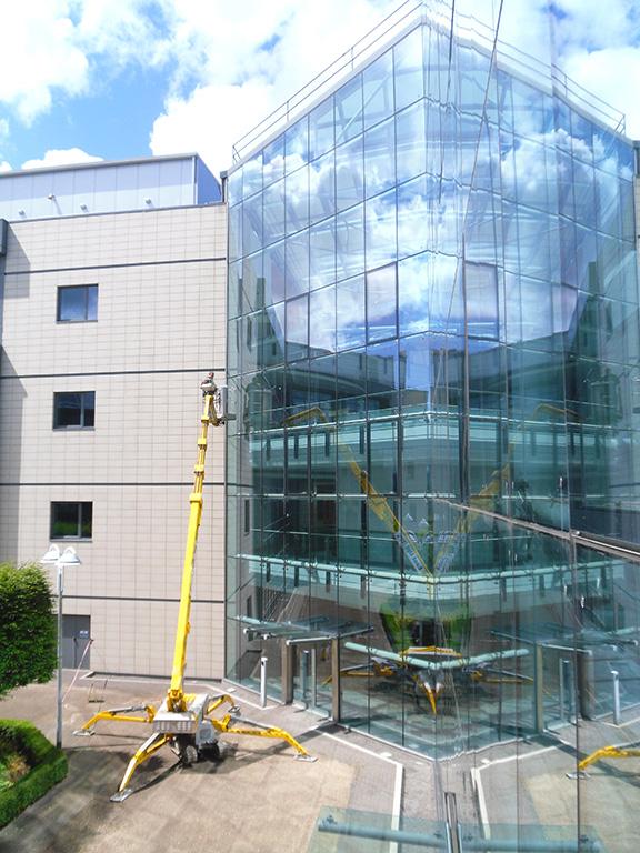 Architectural Glazing Maintenance | Structural Glazing