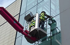 glazing condition surveys vitrine