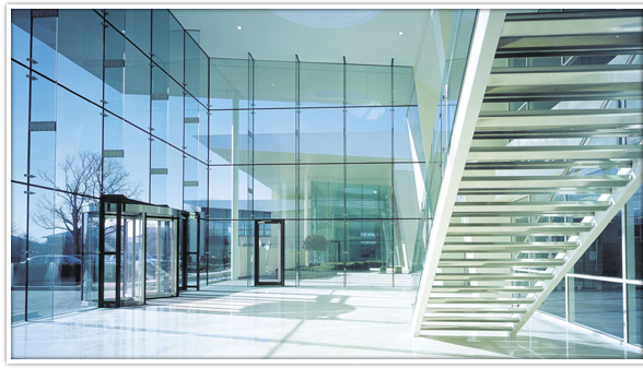 Architectural Glazing Systems : Glazing maintenance solutions architectural